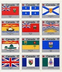 CANADA -  FEUILLET #832A NEUF