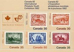 CANADA -  FEUILLET #913A NEUF