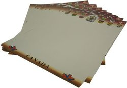 CANADA UNI -  PAGES BLANCHES (PQT DE 10)