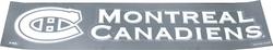 CANADIENS DE MONTRÉAL -  AUTOCOLLANTS