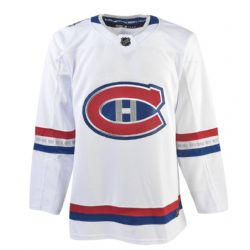 CANADIENS DE MONTRÉAL -  LA CLASSIQUE 100 DE LA LNH CHANDAIL BLANC (ADOLESCENT)