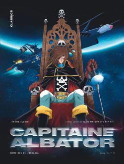 CAPITAINE ALBATOR -  LES DOIGTS GLACÉS DE L'OUBLI (V.F.) -  MÉMOIRES DE L'ARCADIA 01