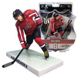 CAPITALS DE WASHINGTON -  ALEX OVECHKIN #8 (15 CM) EDITION LIMITEE -  FIGURINES NHL