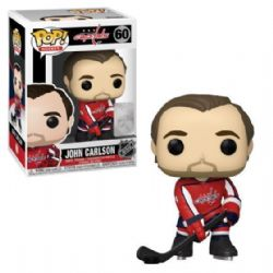 CAPITALS DE WASHINGTON -  FIGURINE POP! EN VINYLE DE JOHN CARLSON (10 CM) 60