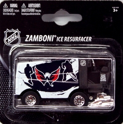 CAPITALS DE WASHINGTON -  ZAMBONI 1/50