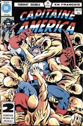 CAPTAIN AMERICA -  ÉDITION 1982 136/137