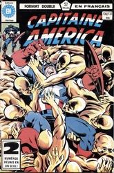 CAPTAIN AMERICA -  ÉDITION 1982 136/137