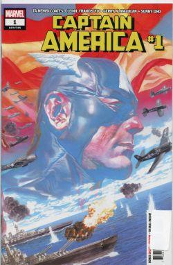 CAPTAIN AMERICA -  CAPTAIN AMERICA #1