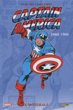 CAPTAIN AMERICA -  INTÉGRALE 1964-1966 (ÉDITION 2020) -  CAPTAIN AMERICA