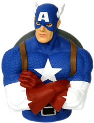 CAPTAIN AMERICA -  TIRELIRE CAPTAIN AMERICA