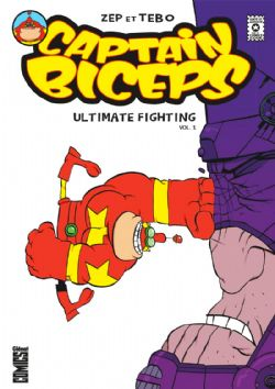 CAPTAIN BICEPS -  ULTIMATE FIGHTING 01