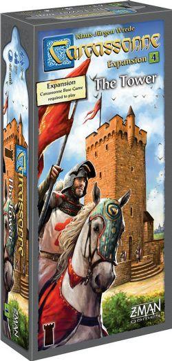 CARCASSONNE -  THE TOWER (ANGLAIS)