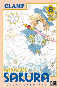 CARD CAPTOR SAKURA -  (V.F.) -  CLEAR CARD ARC 08