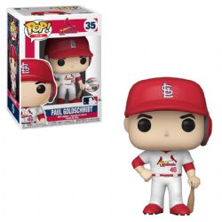 CARDINALS DE SAINT-LOUIS -  FIGURINE POP! EN VINYLE DE PAUL GOLDSCHMIDT #46 (10 CM) 35