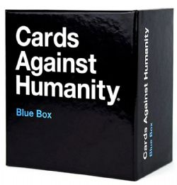CARDS AGAINST HUMANITY -  BLUE BOX (ANGLAIS)