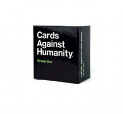 CARDS AGAINST HUMANITY -  GREEN BOX (ANGLAIS)