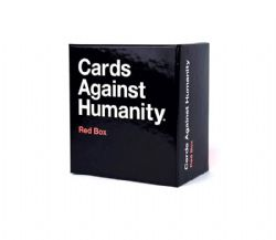 CARDS AGAINST HUMANITY -  RED BOX (ANGLAIS)