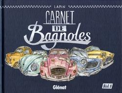 CARNET DE BAGNOLES 01