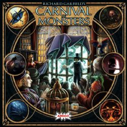CARNIVAL OF MONSTERS (ENGLISH)