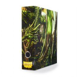 CARTABLE AVEC BOÎTIER -  DRAGON SHIELD - GREEN ART DRAGON