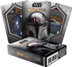 CARTE FORMAT POKER -  LE MANDALORIAN -  STAR WARS