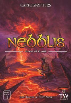 CARTOGRAPHERS HEROES -  NEBBLIS (ANGLAIS)
