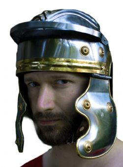 CASQUES -  CASQUE SOLDAT ROMAIN - MOYEN