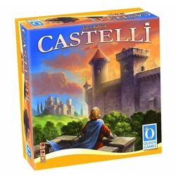 CASTELLI -  JEU DE BASE - CASTELLI (MULTILINGUE)