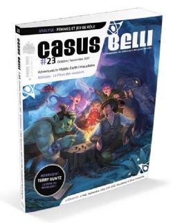 CASUS BELLI -  OCTOBRE / NOVEMBRE 2017 (FRANÇAIS) 23