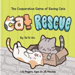 CAT RESCUE (ANGLAIS)