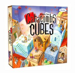 CATACOMBS CUBES -  JEU DE BASE (ANGLAIS)