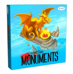 CATACOMBS CUBES -  MONUMENTS (MULTILINGUE)