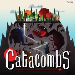 CATACOMBS -  JEU DE BASE (MULTILINGUE)