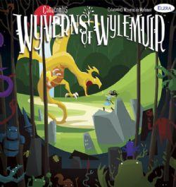 CATACOMBS -  WYVERNS OF WYLEMUIR (MULTILINGUE)