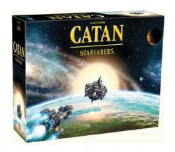 CATAN -  STARFARERS (ANGLAIS)