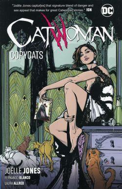CATWOMAN -  COPYCATS TP 01