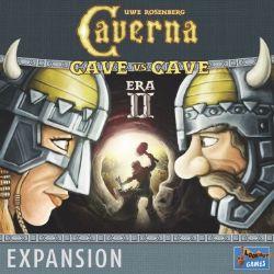 CAVERNA : CAVE VS CAVE -  ERA 2: THE IRON AGE (ANGLAIS)