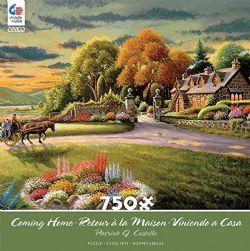 CEACO -  HIDDEN HARBOR (750 PIÈCES) -  RETOUR À LA MAISON