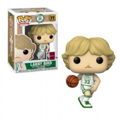 CELTICS DE BOSTON -  FIGURINE POP! EN VINYLE DE LARRY BIRD #33 (10 CM) 77