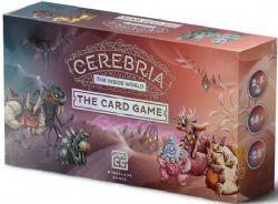 CEREBRIA : THE CARD GAME (ANGLAIS)