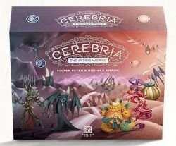 CEREBRIA : THE INSIDE WORLD -  JEU DE BASE (ANGLAIS)