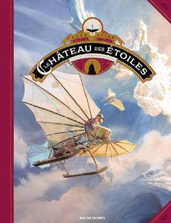 CHÂTEAU DES ÉTOILES, LE -  UN FRANÇAIS SUR MARS (ÉDITION DE LUXE) 04