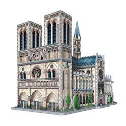 CHÂTEAUX ET CATHÉDRALES -  NOTRE-DAME DE PARIS (830 PIÈCES)