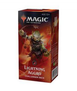 CHALLENGER DECKS 2019 -  LIGHTNING AGGRO (60 CARTES)