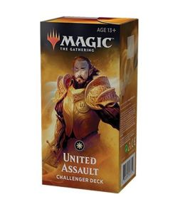 CHALLENGER DECKS 2019 -  UNITED ASSAULT (60 CARTES)