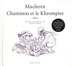 CHAMINOU -  CHAMINOU ET LE KHROMPIRE (ÉDITION RESTAURÉE 1964)