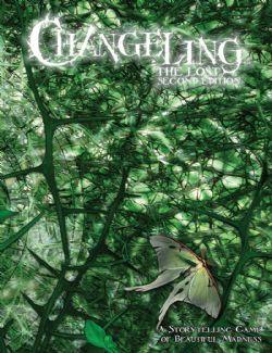 CHANGELING: THE LOST -  LIVRE DE BASE 2IÈME ÉDITION (ANGLAIS)