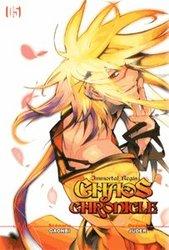 CHAOS CHRONICLE -  IMMORTAL REGIS 05