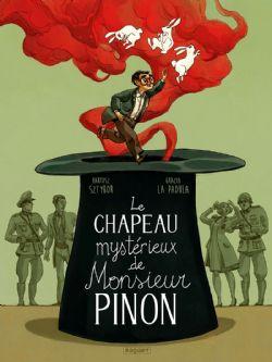 CHAPEAU MYSTÉRIEUX DE MONSIEUR PINON, LE