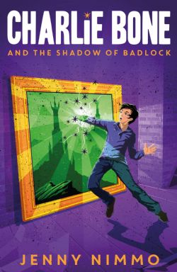CHARLIE BONE -  AND THE SHADOW OF BADLOCK